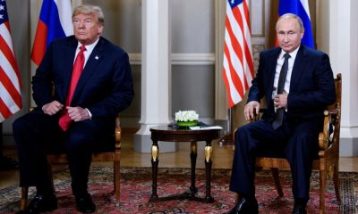 Russia's Putin Backs Trump After Impeachment