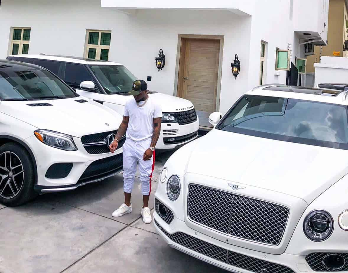 Image result for davido car
