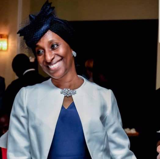 What Osinbajo's Wife Said After Her Husband Survived Plane Crash