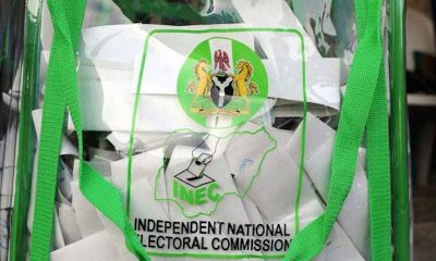 INEC withdraws certificate of return from candidates elected