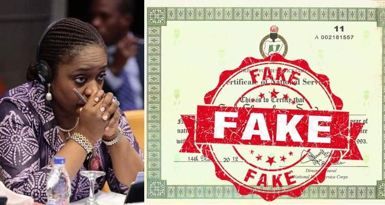 Nigeria jails man for forging ICAN certificate, but silent on Adeosun's NYSC forgery