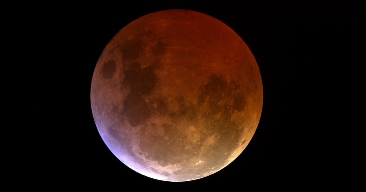 Australia is getting a Blood Moon this weekend