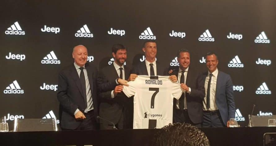 Cristiano Ronaldo 'wanted to go elsewhere' but had to settle for Juventus