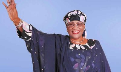 Aisha Alhassan set for PDP return