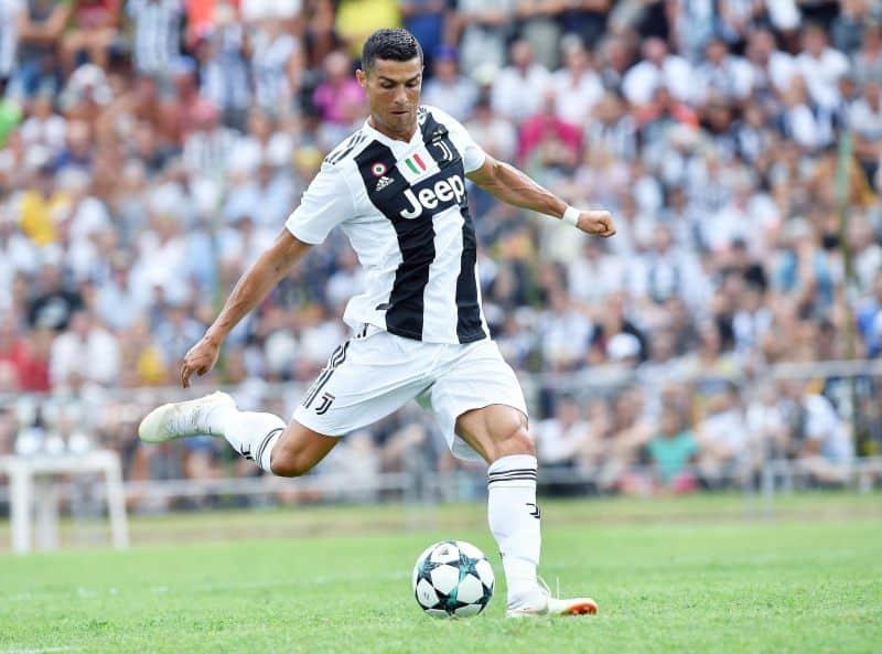 ronaldo juventus news cristiano ronaldo scores his goal for juventus naija news