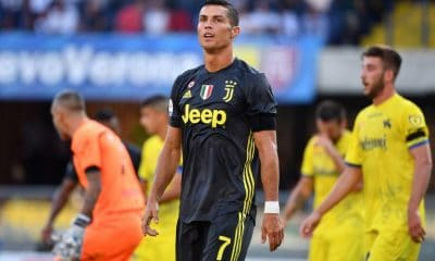 Cristiano Ronaldo will make his first home game as a Juventus athlete