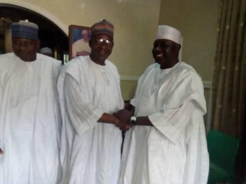 Image result for Adamawa's ex-acting governor, James Barka dumps APC for PDP