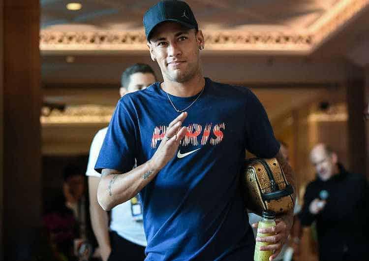 Neymar - Transfer: Neymar Agrees Five-Year Deal With Barcelona