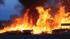 The Police Command in Ebonyi on Friday confirmed the death of two children in a kerosene explosion which occurred at Ezzamgbo Ohaukwu Local Government Area of the state. 300x169 - Just In: Pipeline Explosion Hit Imo Community