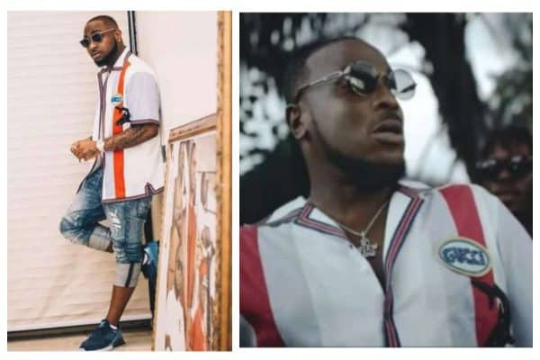 Fans Attack Davido For Allegedly Giving His Used Clothes To
