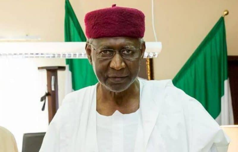 Abba Kyari - Buhari Asked To Probe Abba Kyari Daughter's Appointment