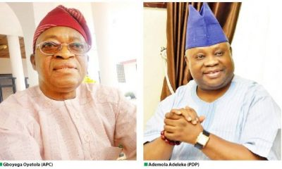 Supreme Court hears matter between Oyetola and Adeleke