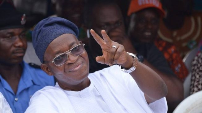Gboyega Oyetola - Osun Gov'ship Election: Oyetola Reacts To Appeal Court Ruling