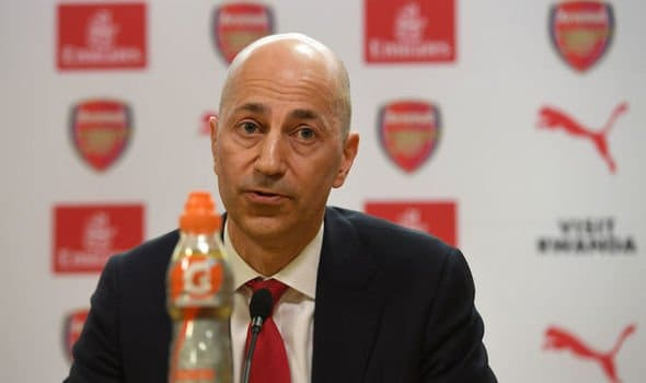 EPL: Unai Emery wants Arsenal players to be