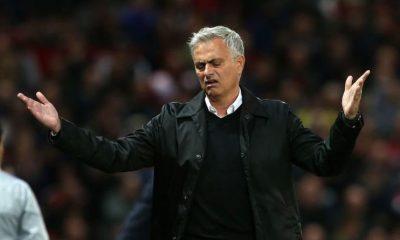 José Mourinho, Manchester United coach