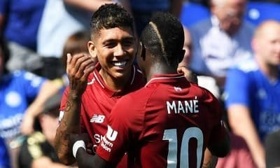 Liverpool Win At Leicester