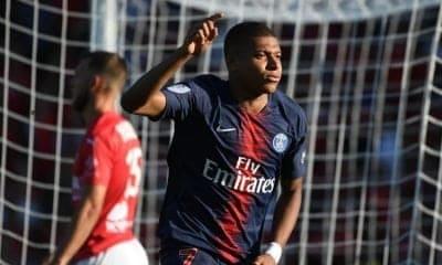 Mbappé, PSG savior at Nîmes Getty Images