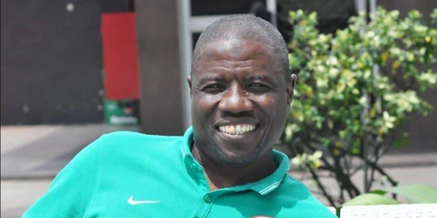 NFF-bans-Nigerian-coach-Salisu Yusuf