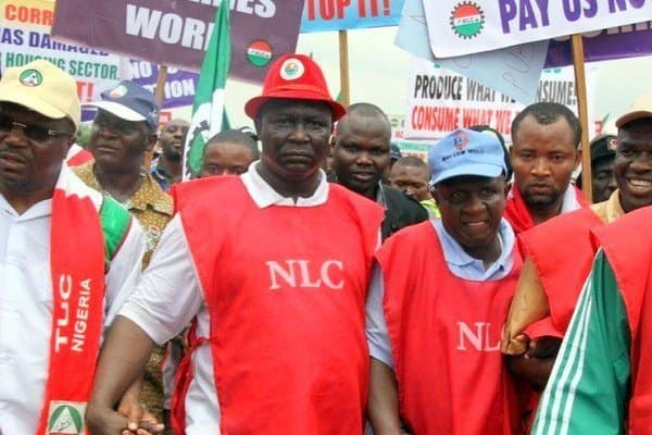 Image result for Minimum wage: On N30,000 we stand – Labour