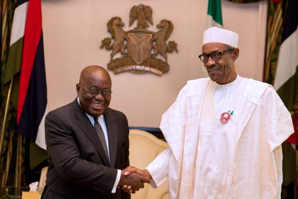 President-Buhari-with-his-Ghanaian-counterpart-Nana-Akufo-Addo