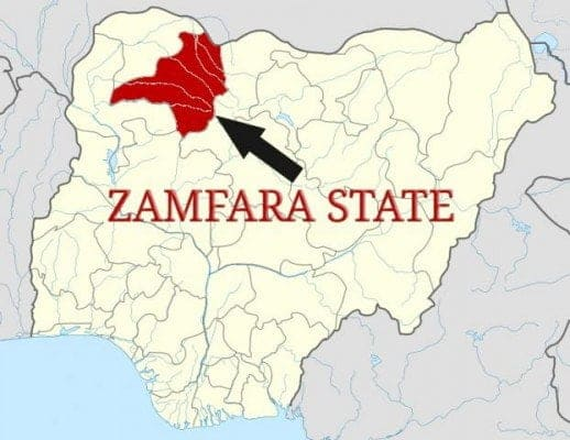 Over 300 students kidnapped in Zamfara