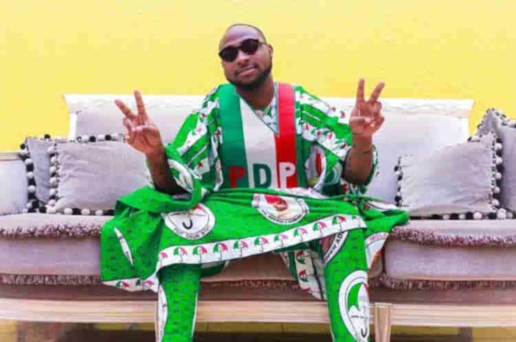 davido 1 - Osun Gov'ship Election: Davido Advises Gov Oyetola