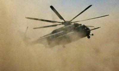 No Helicopter Was Shot Down In Borno — Nigeria Air Force