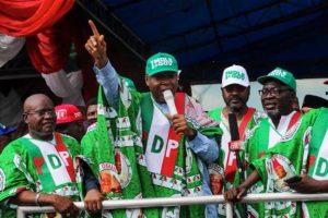pdp rally 2 300x200 - PDP Reveals Who To Blame For Monguno, Abba Kyari Rift
