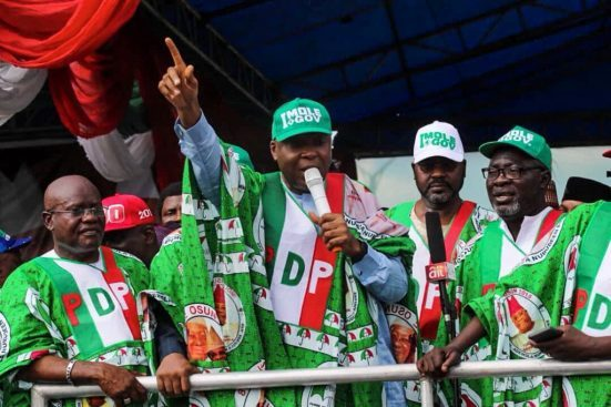 Image result for PDP Rally