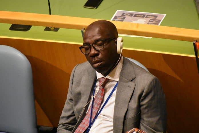 sleeping obaseki - Edo 2020: Why APC Shouldn't Field Obaseki – Group
