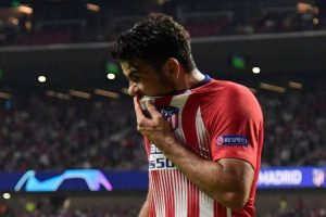 Atletico Madrid confirmed that striker Diego Costa suffered a muscle injury in the left thigh 300x200 - Atletico Madrid Terminates Contract With Diego Costa