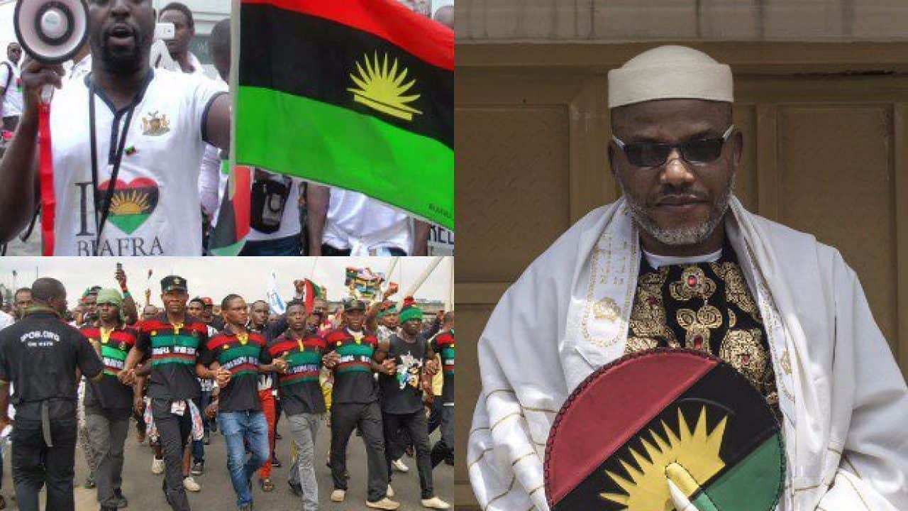 Biafra: See How You Can Listen To Nnamdi Kanu Live Radio