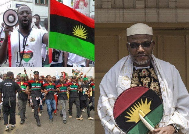 Biafra: Nnamdi Kanu Speaks On Abandoning IPOB Members