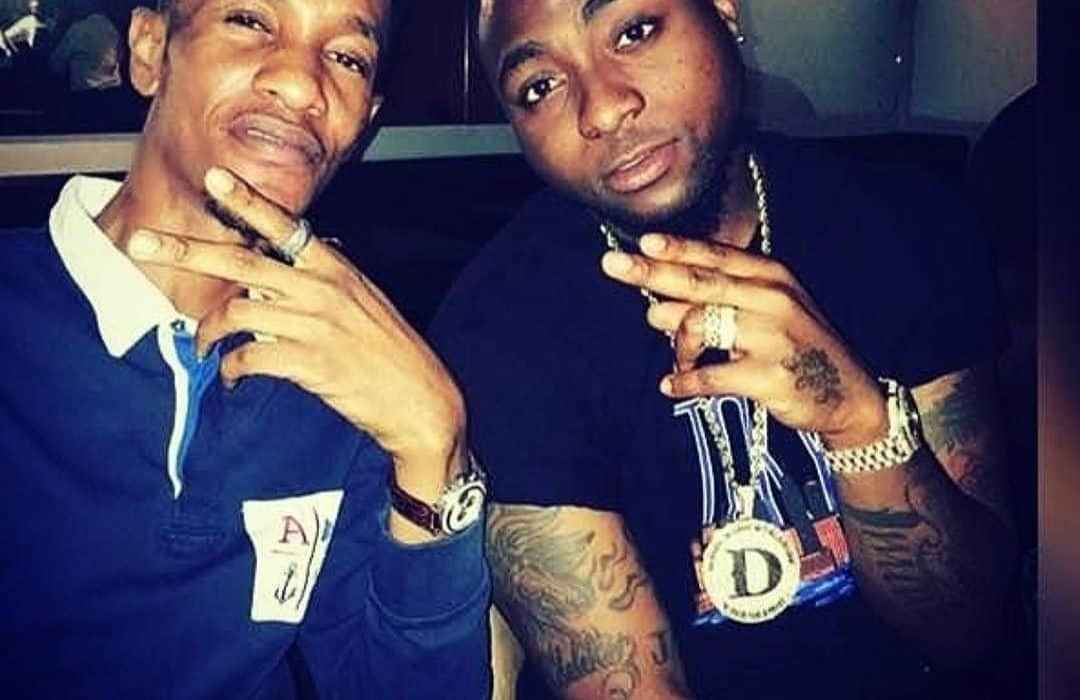 Davido Mourns Tagbo A Year After His Death   Nigeria News