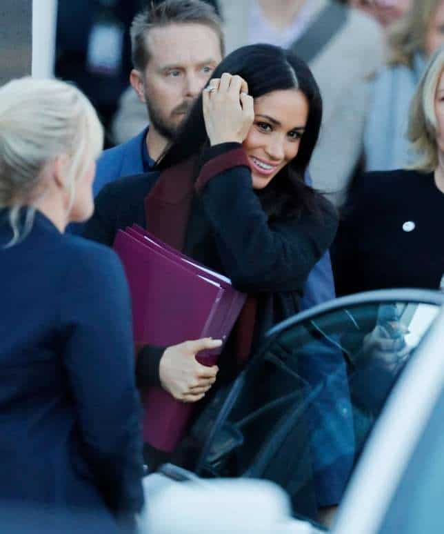 Meghan Markle Reveals Her First Job & It's Totally Relatable