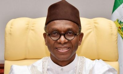 2023 presidency: El-Rufai declares support for south
