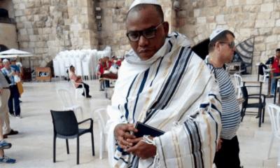 Only Biafra Can Safe Justice Onnoghen- Nnamdi Kanu