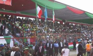 Pdp convention 300x180 - Just As Umahi Plots Defection To APC, 20,000 APP Members Join PDP In Ebonyi