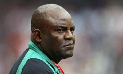 Christian Chukwu arrives London for treatment