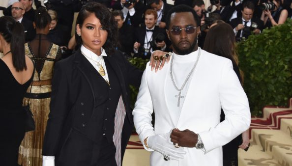 Diddy Breaks Up With Cassie For Model
