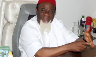Buhari, Unfair To Igbos - Ezeife Explodes, Demands Igbo Presidency