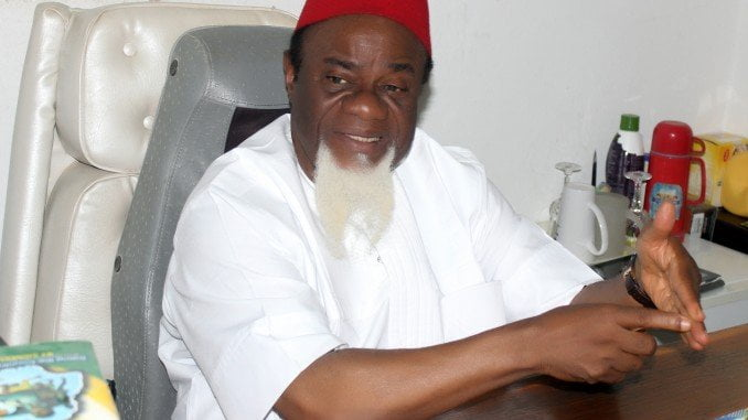 No Igbo President In 2023, No Nigeria - Ezeife