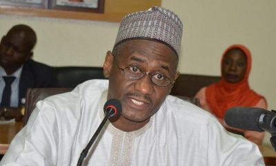 Buhari Sacks NHIS Boss, Appoints Replacement