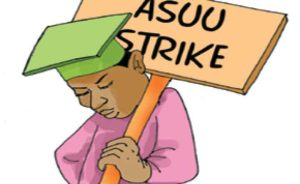 ASUU Strike 300x184 - IPPIS: ASUU Threatens FG With Nationwide Strike Over January Salary
