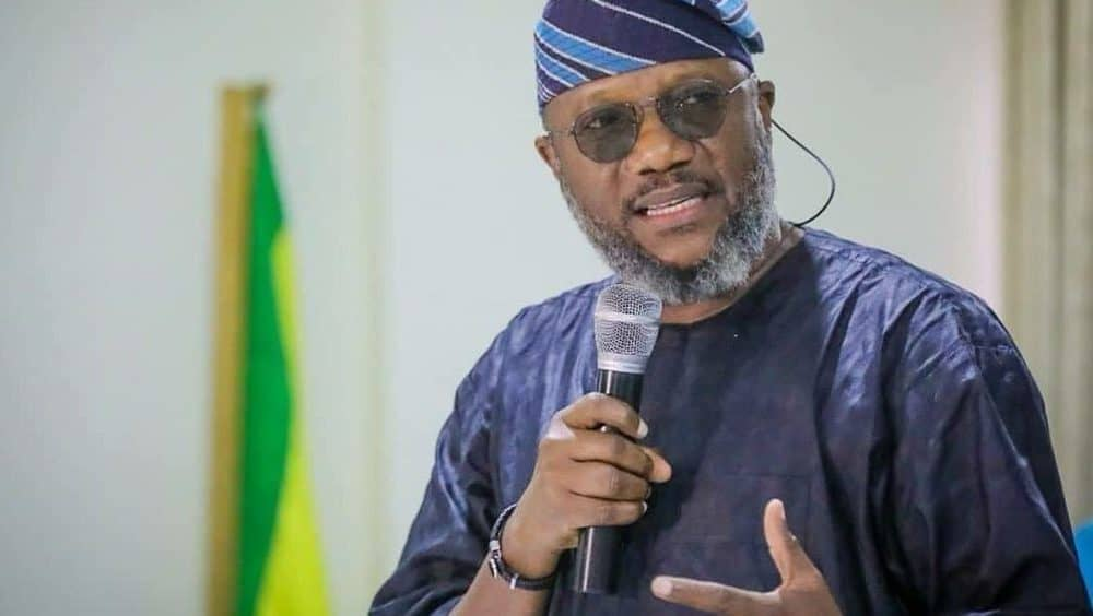 Adekunle Akinlade 1024x564 1000x564 - Ogun State Governorship: State People Have Been Robbed Says Akinlade