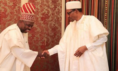 Presidency Speaks On Buhari Receiving N12.5m Ogun Money From Amosun