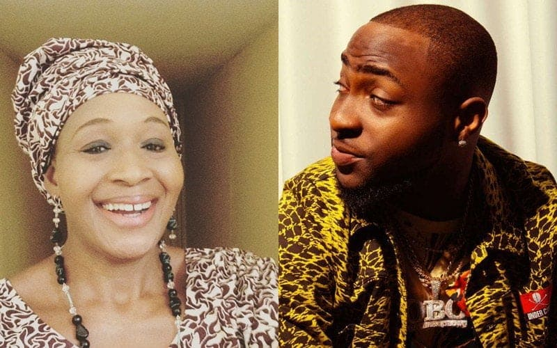 Kemi Olunloyo Alleges Davido Abandoned His First Daughter