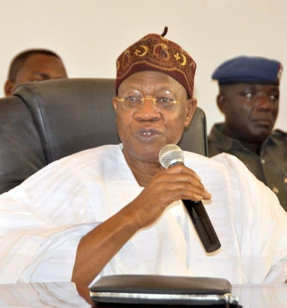 Twitter Has Written To US For Dialogue – FG