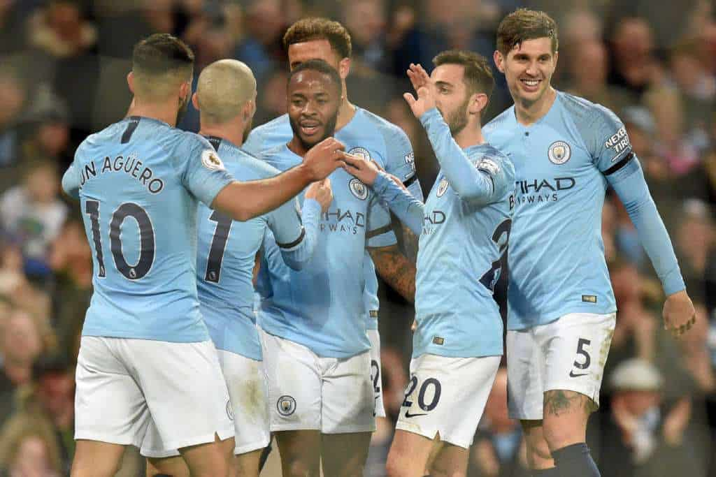 Champions League Final: Man City's Squad To Face Chelsea Confirmed