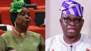 Olujimi Fayose 300x168 - Olujimi's Faction Dismisses PDP NWC Letter Recognising Fayose